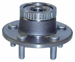 Axle Hub Assembly-Wheel Bearing And Hub Assembly Rear PTC PT512023
