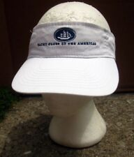 YACHT CLUBS OF THE AMERICAS sun visor Fort Myers yachting logo hat Florida cap