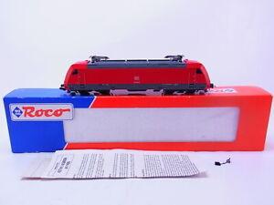85331 | Roco H0 43741 E-Lok BR 101 004-0 der DB rot Digital fahrbereit in OVP