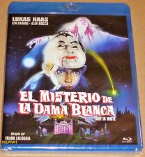 EL MISTERIO DE LA DAMA BLANCA / LADY IN WHITE - English español - Precintada