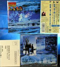 Dr. Sin - Insinity (CD, 1998, Pony Canyon, Japan w/OBI) PCCY-01311 RARE