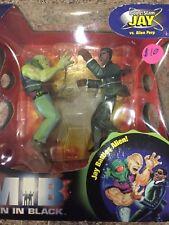 Men in Black Body Slam Jay vs Alien Perp 1997 Galoob Toys