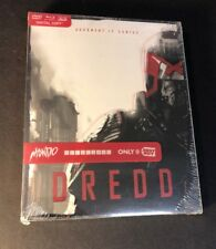 Dredd [ Limited STEELBOOK Edition ]  (Blu-ray 3D + Blu-ray Disc) NEW