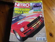 NITRO 172 MUSTANG 1965 VHC - DODGE DART 61 - RAMBLER 51 STATION WAGON Bon état