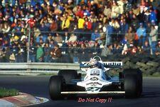 Alan Jones Williams FW07B Winner Canadian Grand Prix 1980 Photograph 1