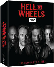 Hell On Wheels: The Complete Series [New Blu-ray] Subtitled