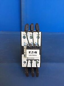 EATON CUTLER-HAMMER K3-62K00 600V 3PH 175A MAX  CONTACTOR MODULE