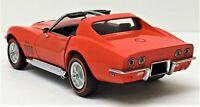 1 1969 Corvette Chevrolet Built 55 Classic 57 Race 69 Car 24 Vintage 12 Model