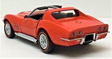 1 1969 Corvette Chevrolet Built 16 Classic 20 Race 25 Car 24 Vintage 12 Model