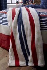 Catherine Lansfield Stars and Stripes Throw Multi 120x150cm