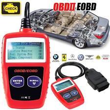 Car Fault Engine Diagnostic Scanner Code Reader Reset Tool OBD 2 CAN BUS EOBD UK