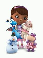 Fathead Disney Doc McStuffins Wall Decals Stickers Poster Kids bedroom gift 4ft