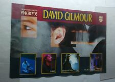"""X--PINK FLOYD'S DAVID GILMOUR POSTER  20X30"""" Approx. PROMO VIDEO STORE POSTER"""
