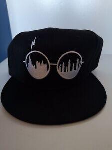 Geek Gear Wizardry Harry Potter Glasses & Scar Snapback Cap Hat
