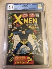 X-MEN #39 (1963) CGC 6.5. X-Men In New Costumes. White Pages