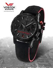 Vostok Europe benediktas Vanagas Black Edition Ladies vk64-515c395