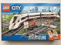 LEGO City 60051 High-speed Passenger Train - Retired New Sealed