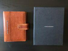 PIQUADRO agenda in pelle-leather organizer UNISEX