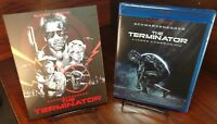 The Terminator (Blu-ray+Digital)Special Collector Edition Slipcover-NEW-Free S&H
