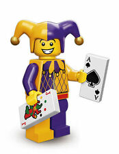 LEGO 71007 Series 12 Minifigure - Jester - New and Mint