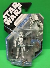 McQUARRIE CONCEPT STORMTROOPER w/ COIN Star Wars TAC 30th Anniversary #09
