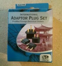international foreign plug adapter kit