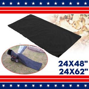 2 Size Wood Leaf Chipper Shredder Collection Bag Craftsman MTD (BAG ONLY)  QZ