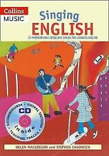 Singing English: 22 Photocopiable Songs and Chants for Learning English (Singing