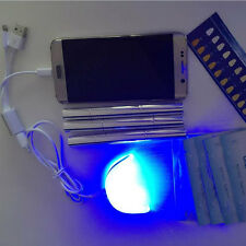 New Oral Care 16LED Cold Light Teeth Whitening Device Brilliant Teeth White
