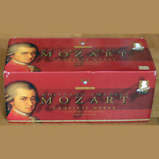 MOZART • INTEGRALE • COMPLETE WORKS • 170 CD BOX • BRILLIANT CLASSICS 92540