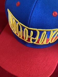 Filipino Sun And Stars Hat Philippines Pinoy Pinay Traditional Snapback Red