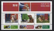 IRELAND 2006 SELF ADHESIVE YEAR OF THE DOG MINIATURE SHEET UNMOUNTED MINT, MNH