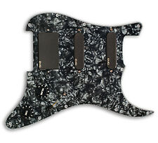 EMG SL20 Steve Lukather SLV / SLV / 85 Prewired Pickguard black pearloid / black