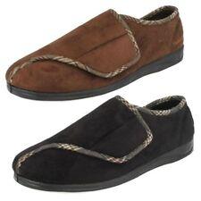 Pantofole da uomo marrone