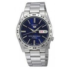 Relojes de pulsera Seiko 5 de acero inoxidable para hombre