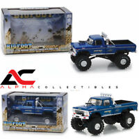 "GREENLIGHT 86097 1:43 1974 FORD F-250 ""BIGFOOT"" #1 BLUE MONSTER TRUCK"