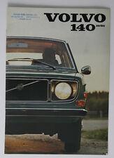 VOLVO 140 series 1971 dealer brochure - English - Canada - ST1002000418