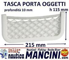 RETE RETTANGOLARE PORTA OGGETTI 300x200 accessori barca nautica camper
