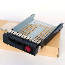 "New HP 3.5"" SATA SAS FC Tray Caddy 373211-001 Proliant ML350 ML370 DL380 G6 G5"