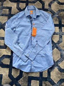 hugo boss shirt small