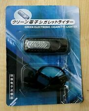 USB Rechargeable Cigarette Flame less Electronic Lighter with usb cable,UK