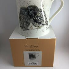 Pecks Owl - Fine China Mug - Bree Merryn - Gift Boxed - great gift