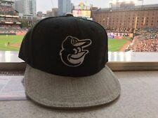 Baltimore Orioles SGA Greyscale Cap