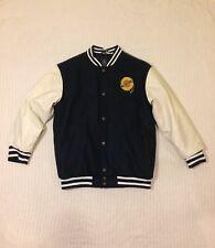 Vintage Chrysler Varsity Style Jacket Size S/M