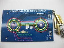 1pc Extend PCB for EAM86 6GX8 EM85 UM85 HM85 EM71 EM72 HM71