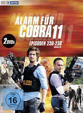 § 2 DVDs * ALARM FÜR COBRA 11 - STAFFEL 29 # NEU OVP
