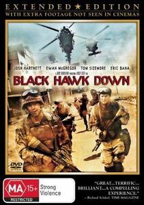 Black Hawk Down : NEW DVD :