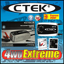 CTEK MXS25 12V 25AMP BATTERY CHARGER CARAVAN XS25000 AGM DEEP CYCLE 4WD 4X4