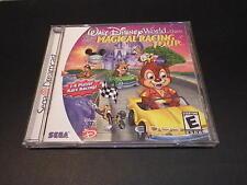 """Walt Disney: Magical Racing Tour"" (Dreamcast) COMPLETE DREAMCAST GAME"