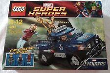 LEGO® Marvel Super Heroes 6867 Loki's Cosmic Cube Escape  NEU & OVP Lokis Flucht